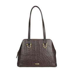 Cera 01 Handbag,  brown