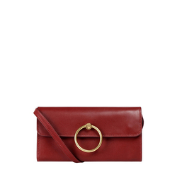 HIDESIGN X KALKI REBEL W1(RFID) SLING BAG DENVER,  marsala