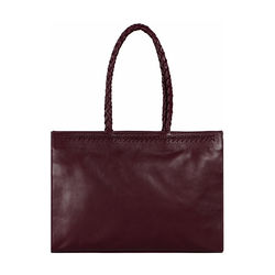 Juno 03 Women's Handbag Regular,  aubergine