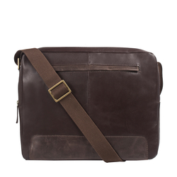 Washington 03 Messenger Bag, Soho,  brown