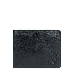 L106 Men's wallet, soweto,  black