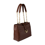 Azha 02 Women s Handbag, Ranchero,  brown