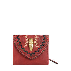 Swala W1 (Rfid) Women's Wallet, Kalahari Mel Ranch,  red