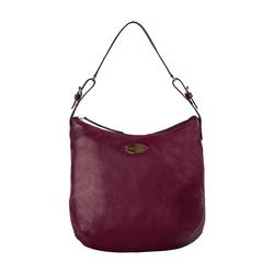 Rhine 02 Sb Women's Handbag, Lamb,  aubergine