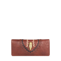 Swala W2(Rf) Women's Wallet,  brown