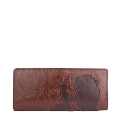 Rose W1 Women's Wallet,  brown