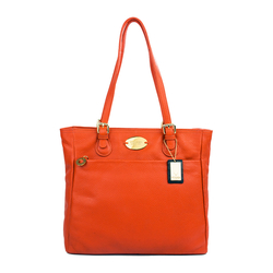 Lucia 01 Women's Handbag, Andora,  lobster