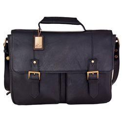 Charles 04 Briefcase,  black
