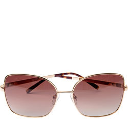 KAYAK-ROSEGOLD Women's sunglasses,  brown