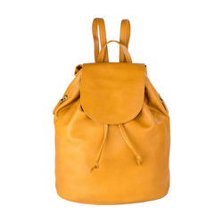 Leah 001 Women's Backpack Roma,  honey