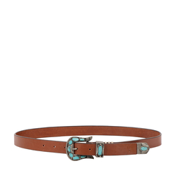 CARLIN WOMENS BELT RIO,  tan, 32-34