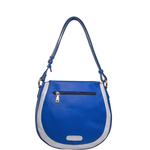 Stephanie 02 Handbag, pebble,  prussia