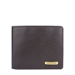 L105 Men's wallet,  brown, manhattan