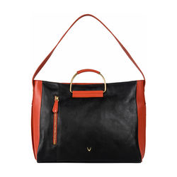 Candy 02 Women's Handbag, New Lamb Melbourne Ranch,  black