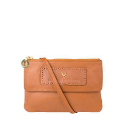Adhara W2 Women's Wallet, roma,  tan