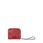 Jupiter W3 Sb (Rfid) Women s Wallet, Croco Melbourne Ranch,  red