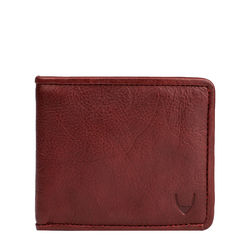 267-030 Men's wallet, regular,  red