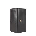 AL CAPONE W1 (RFID) WOMEN S WALLET SOHO,  black