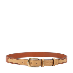 TAOS MENS BELT MELBOURNE RANCH,  tan, 42