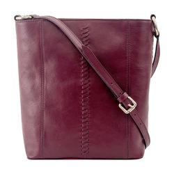 Sebbie 01 Women's Handbag, Regular,  aubergine