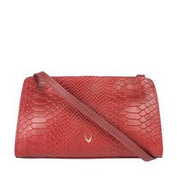 Ee Floriana W1 Women's Wallet Snake,  marsala