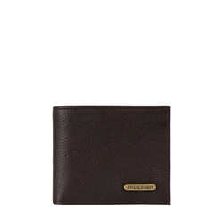 EE 017SC(RFID) MENS WALLET REGULAR PRINTED,  brown
