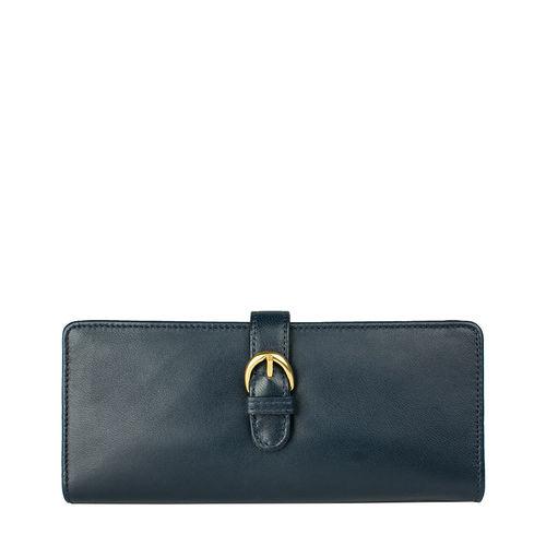 Chestnut W1 E. I Women s Wallet, E. I. Sheep Veg,  blue
