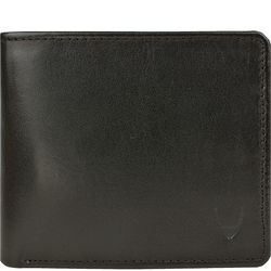 L105 Men's wallet, ranch,  black