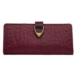Yangtze W1 (Rf) Women's Wallet,  aubergine