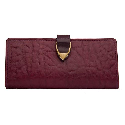 Yangtze W1 Women s Wallet, elephant,  aubergine