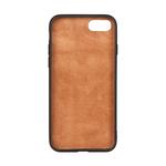 I PHONE 8 MOBILEPHONE CASE OSTRICH,  tan