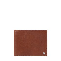 EE SIRIUS W1 RF MENS WALLET REGULAR,  tan