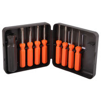 Clarke England 9 Pcs Mini Screw Driver Set