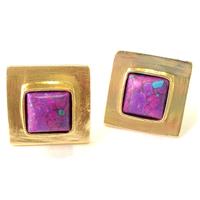 Eesha Zaveri Square Buttons