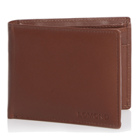 Lomond Brown Leather Wallet