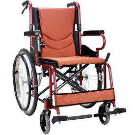 Light-weight Aluminium Portable wheelchair(KM2500L)
