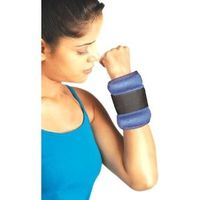 Weight cuffs for seniors
