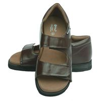 Diabetic footwear - Mens - Warrior - Brown, 9