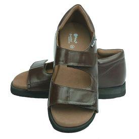 Diabetic footwear - Mens - Warrior - Brown, 6