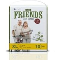 Disposable Adult Diaper-Friends AD 10's Easy - XL