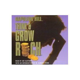 Think and Grow Rich[ Audiobook, CD, Unabridged] [ Audio CD] Napoleon Hill (Author) , Joe Slattery (Reader)
