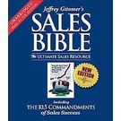 The Sales Bible: The Ultimate Sales Resource[ Audiobook, Unabridged] [ Audio CD] Jeffrey Gitomer (Author, Reader)