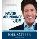 Living in Favor, Abundance and Joy[ Audiobook, Unabridged] [ Audio CD] Joel Osteen (Author, Reader)