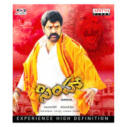 Simha~ BLURAY