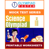 Class 2 Science Olympiad - 30 Mock tests - Printable Worksheets