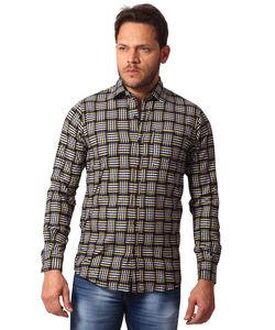 Shirt, 2xl/44 cm,  yellow, w15cls2068