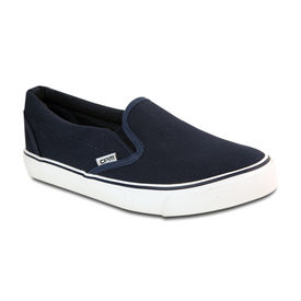 Romanfox casual sneaker shoes-One Year Exchange Warranty, navy white, 8