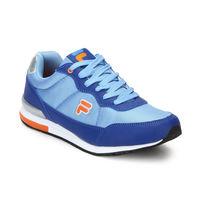 Fila Royal Blue Jogger Shoes, blue, 8