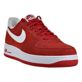 Nike Air force 1.07, 10, red