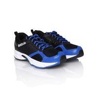 Reebok sporty run lp, blue black white, 11